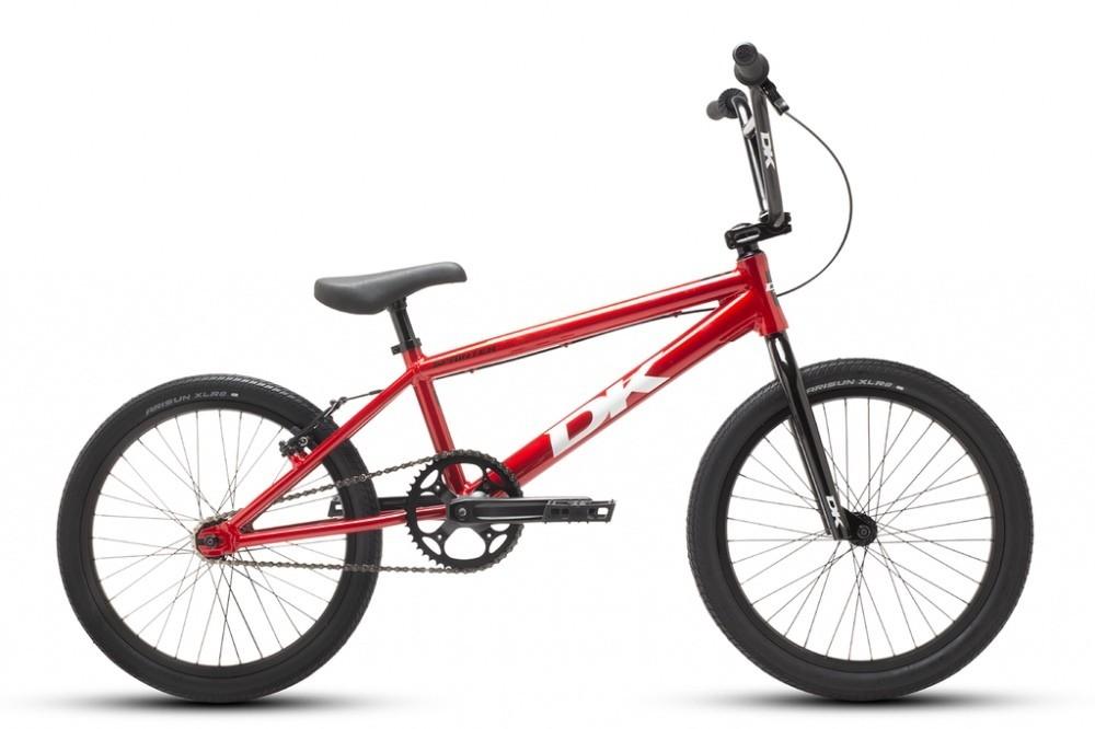 "2019 DK Sprinter Pro 20/"" Race Bike Red Adult BMX Racing Bicycle"