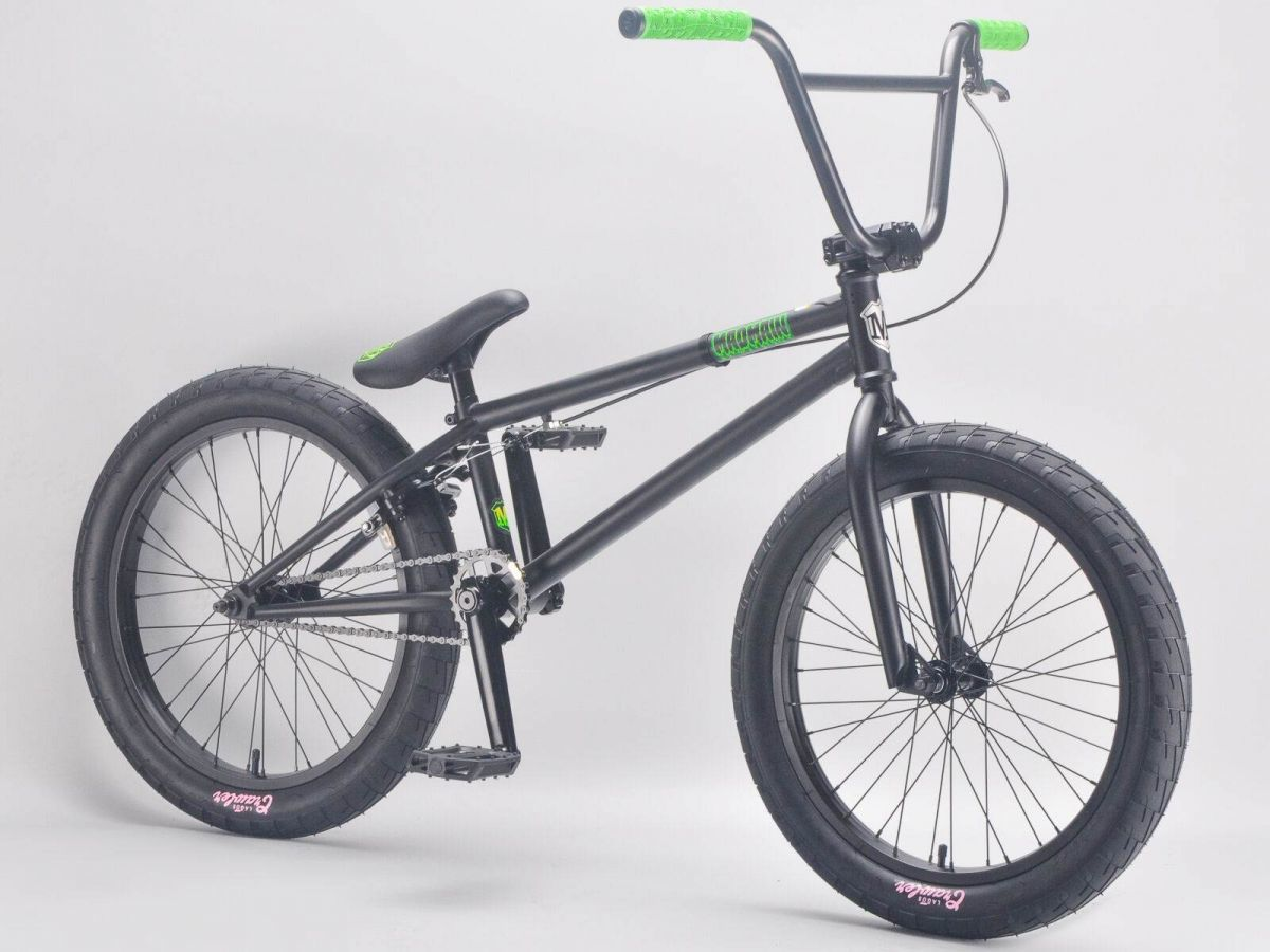 Mafiabikes Harry Main Madmain 20 inch bmx bike available in multiple colours 20/""