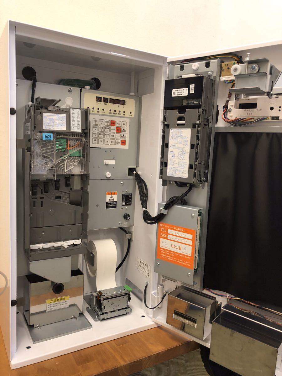 フジタカ最新機種★感熱式卓上型自動券売機★FK-CXC★ 本体サイズW390×D250×H700mm_画像3