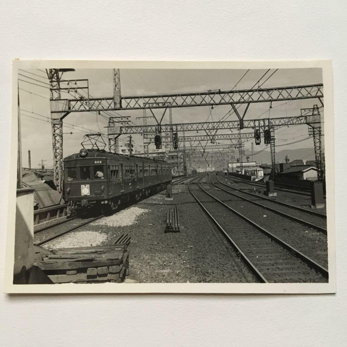 【鉄道写真】近鉄奈良線602形/1960年8月◆鶴橋駅/急?#24515;瘟夹?/> </a> </div> <div class=