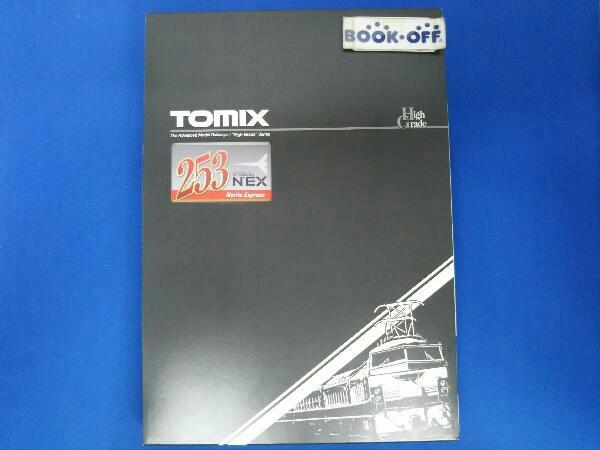 Nゲージ TOMIX 98654 JR 253系特急電車(成田エクスプレス)基本セットB_画像1
