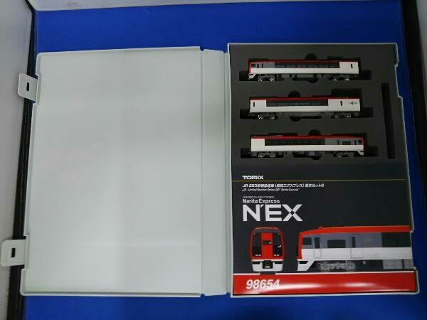 Nゲージ TOMIX 98654 JR 253系特急電車(成田エクスプレス)基本セットB_画像3