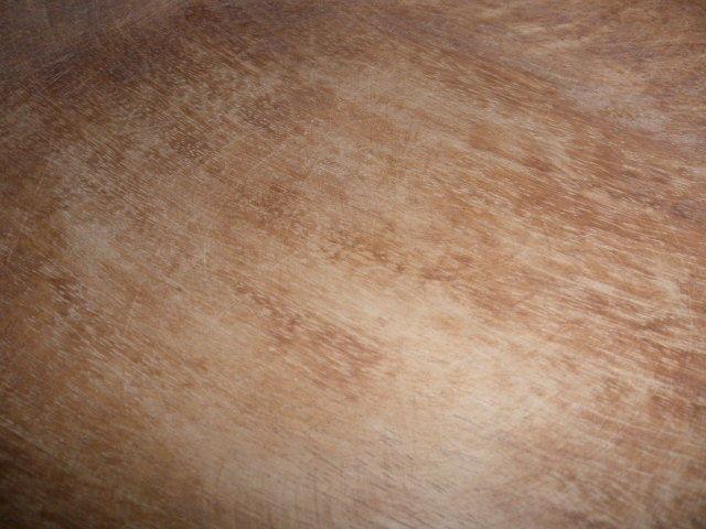 @@天然木 菓子鉢  アンティーク コレクション  工芸品  古民具 木工 古道具 良く使い込まれた菓子鉢 木の器 _画像3