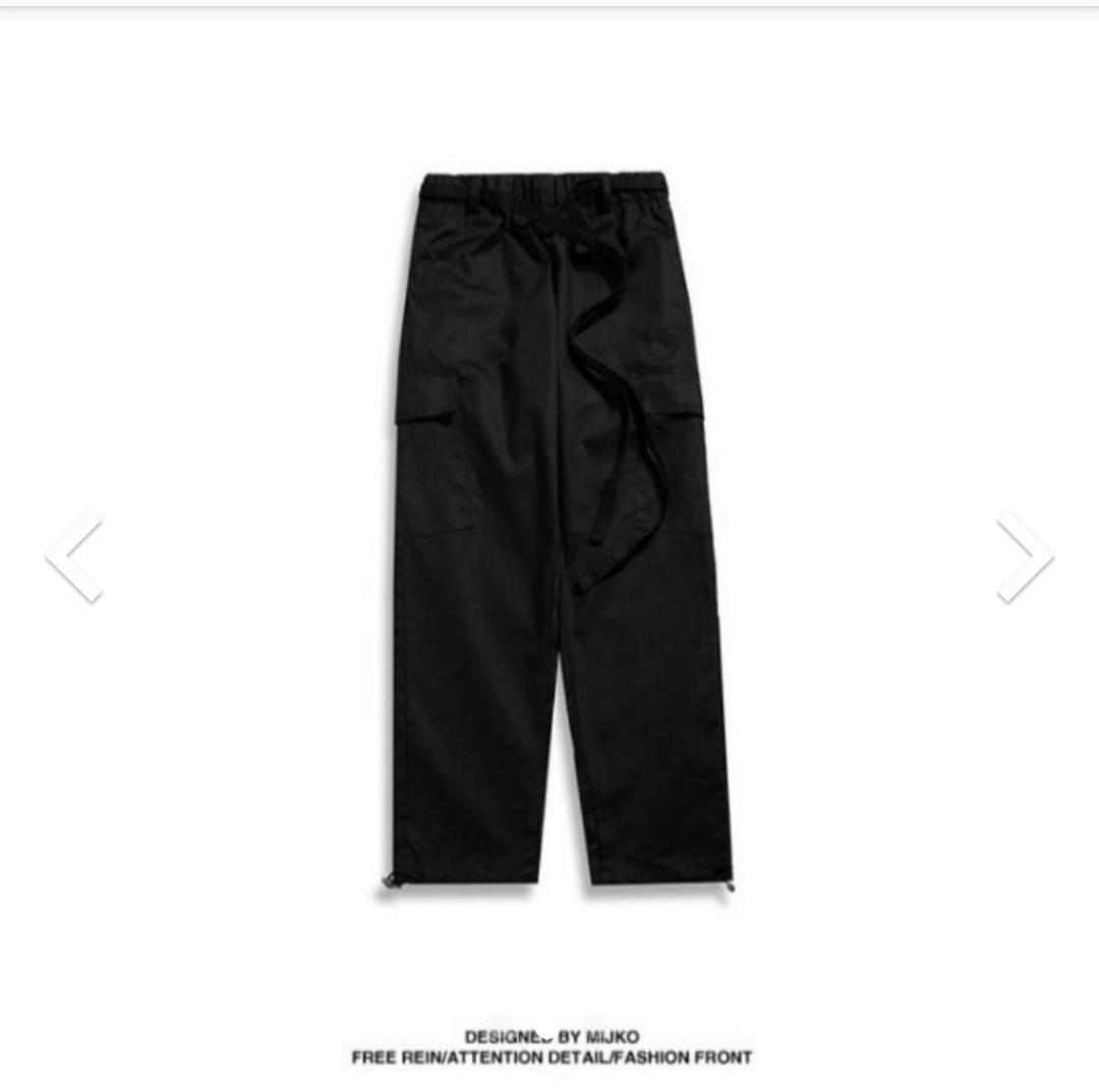 ジョガーパンツ 【XLサイズ】メンズ、カーゴパンツ、ワークパンツ