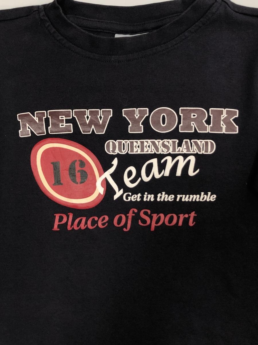 New York Tシャツ キッズ アメリカ輸入品 USA古着卸 アメカジ サイズ-_画像2