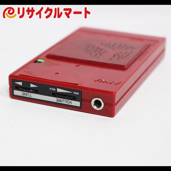 格安 AIWA アイワ TV FM AM 3バンド ラジオ CR-S25_画像3