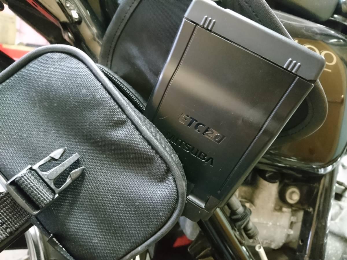 ホンダ CB400SS 2007年 ETC2.0付き 機関良好 タンクへこみの為 安価スタートです!!_画像2