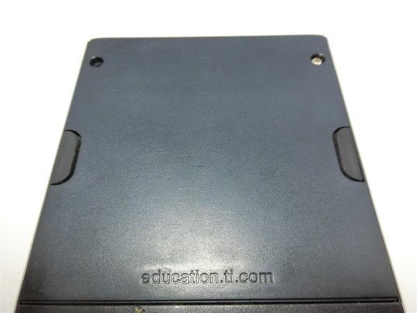 TEXAS INSTRUMENTS TI Nspire +TI-84 Plus KEYPAD付属 テキサスインスツルメンツ グラフィック計算機/BY0918-2602_画像7