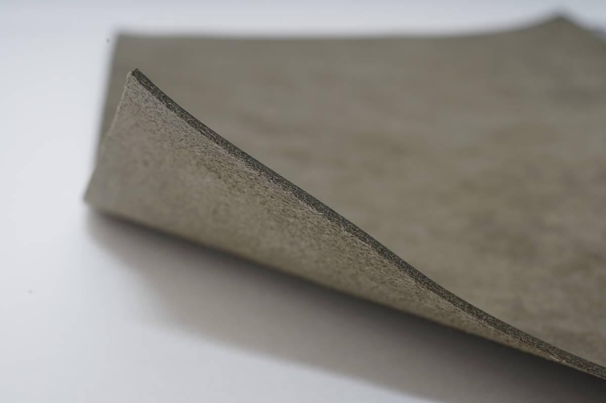 プエブロ グリージオ 切り革 20cm×30cm レザークラフト イタリアンレザー 革細工 プエブロレザー