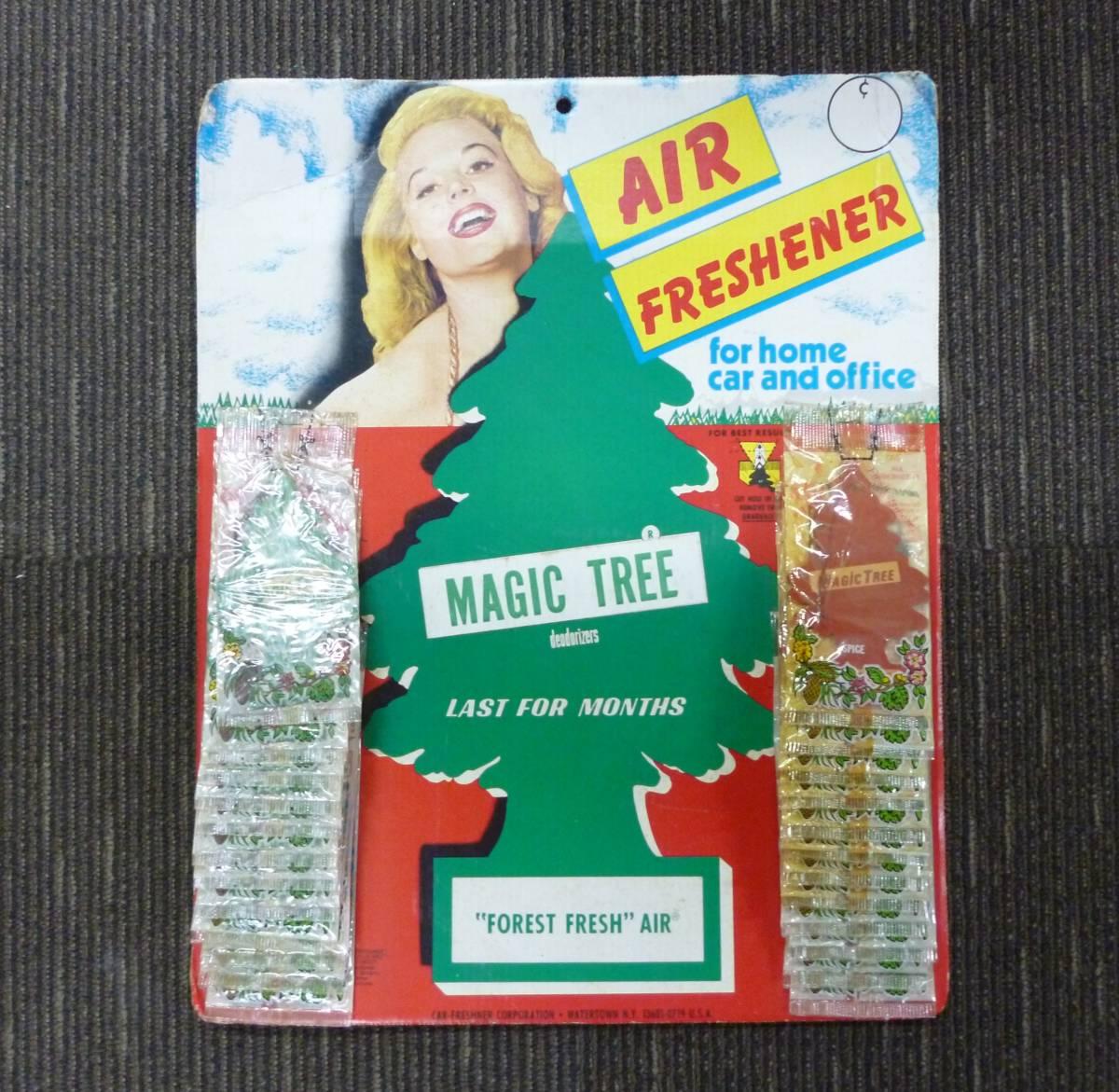 ビンテージ激レア廃盤Little treesリトルツリーMagic treesマジックツリーローライダーインパラキャデリンカーンモンテカプリスハイドロ_画像1