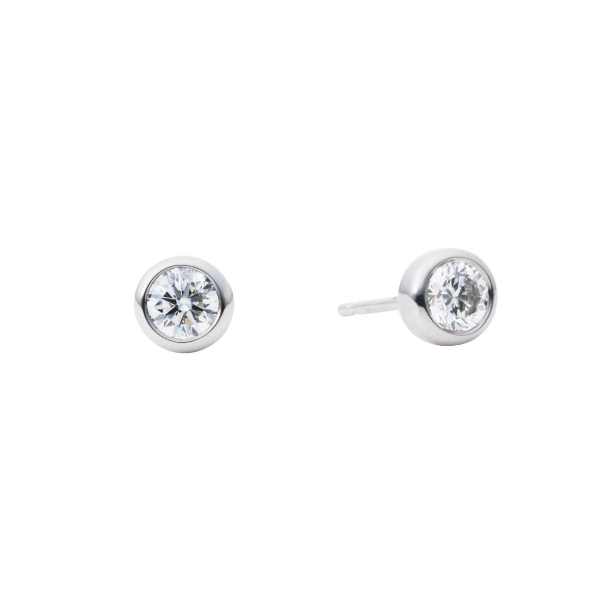 ◆【極上】プラチナ pt900 ダイヤモンド ピアス 3EX(H&C) 0.608ct 憧れの一品!diamond 2Pとも中宝鑑付き! 【珠玉】◆_ポストも0.8mmでしっかりとしたお作りです