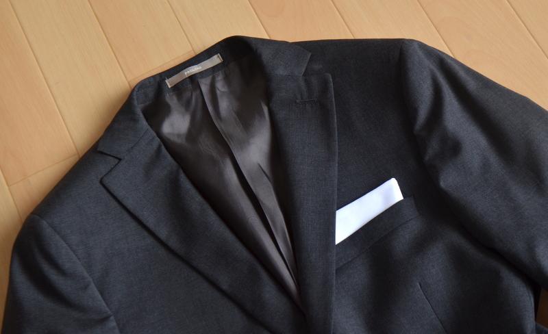 【新品】至極の上品感 秋冬 総裏地 PAOLONI パオローニ ビジネス フォーマル テーラード パンツ メンズ スーツ サイズ 48 2/2_画像6