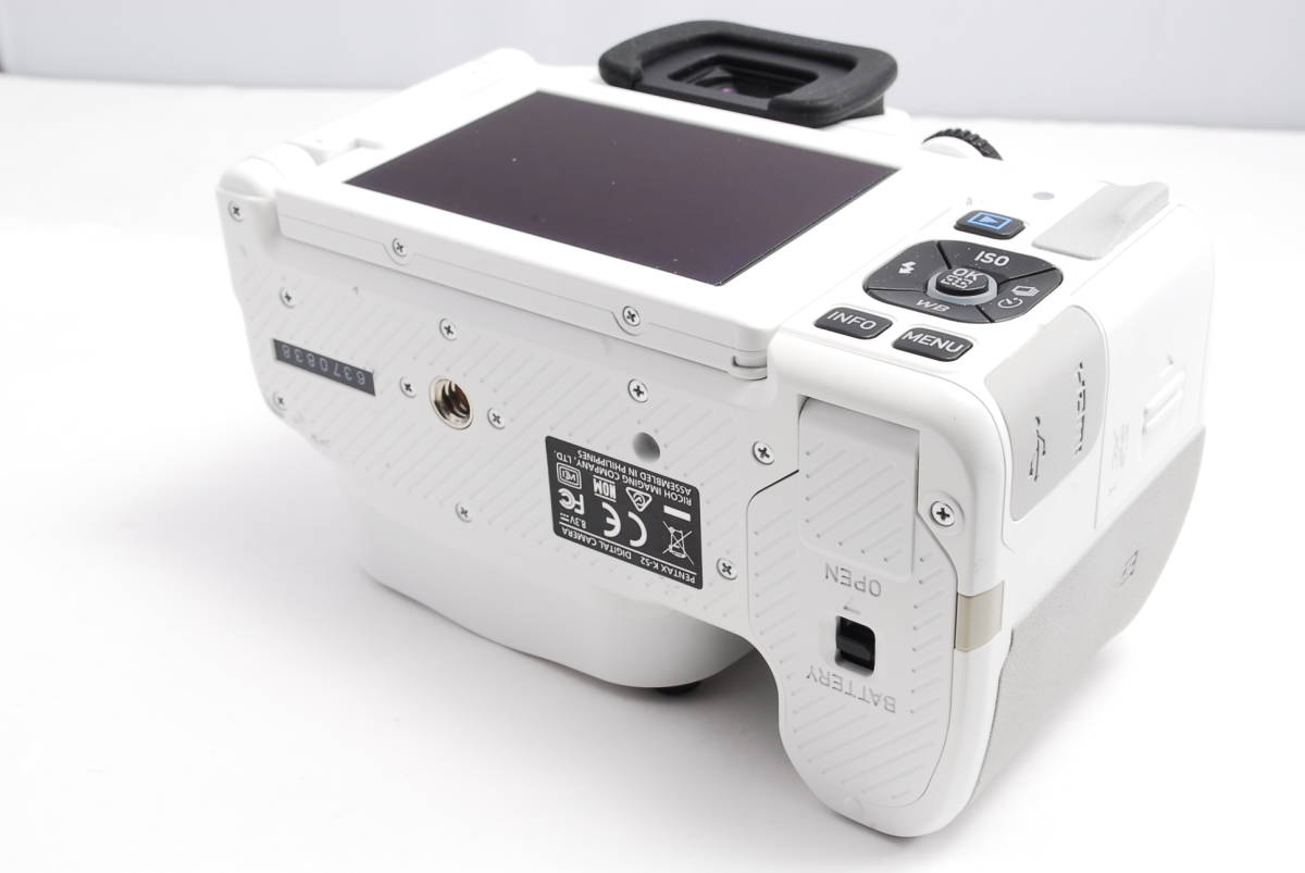 〓外観綺麗 レンズ付き〓ペンタックス PENTAX K-S2_画像2