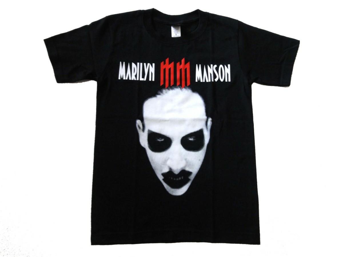 L・マリリン・マンソン MARILYN MANSON 145 バンドTシャツ