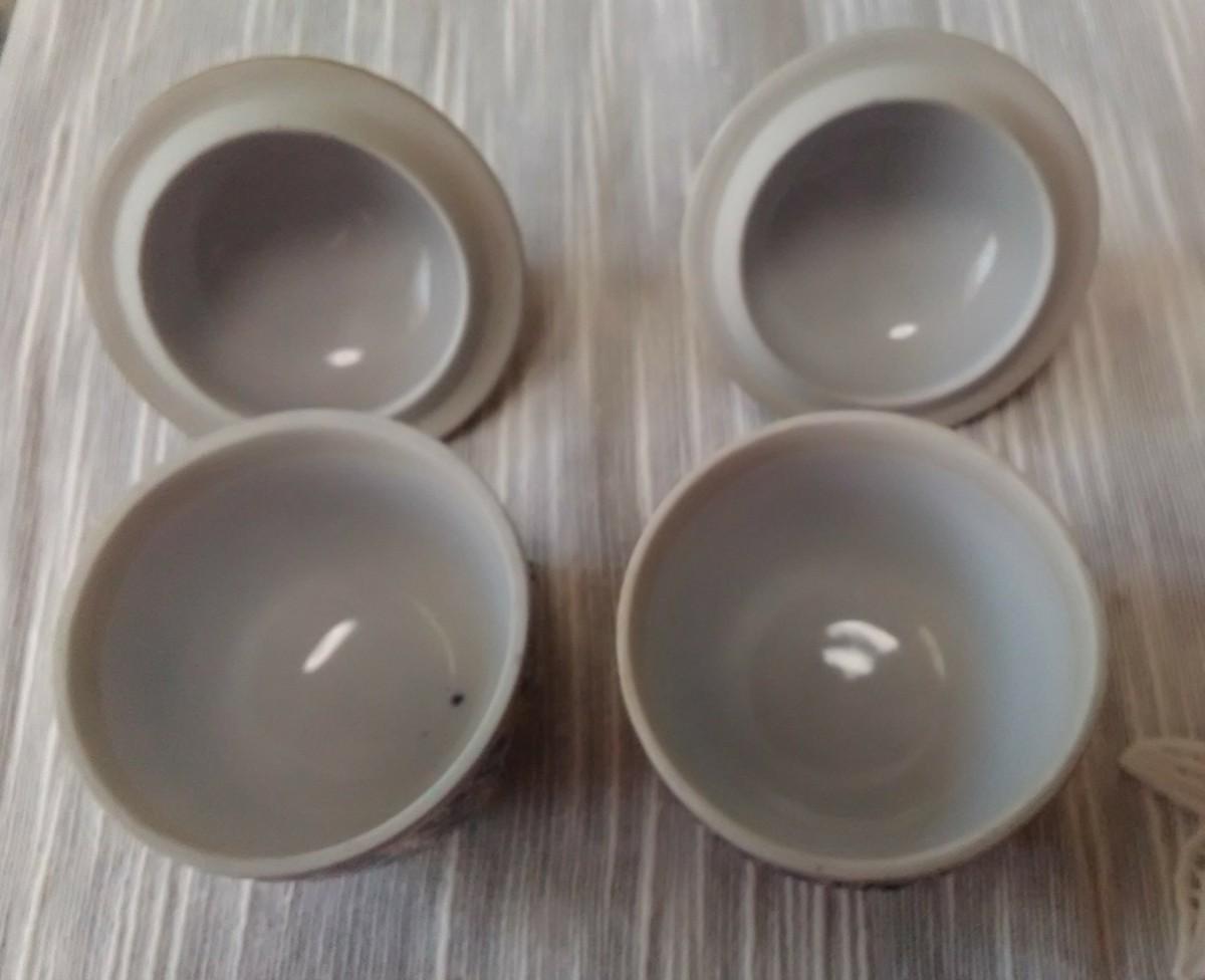 蓋付きペア小鉢 未使用