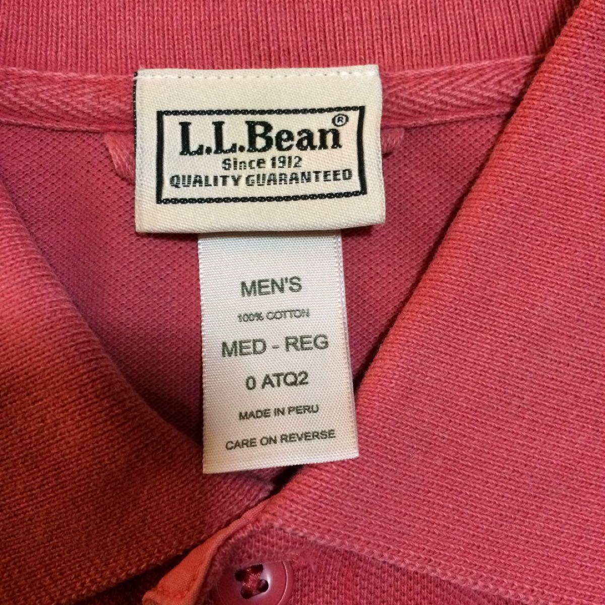 L.L.Beanポロシャツ 新品!!