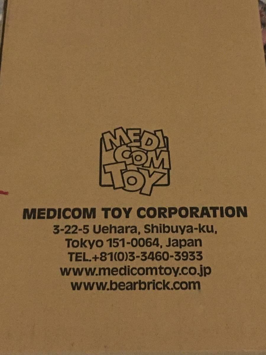 ★新品 BE@RBRICK BILLIONAIRE BOYS CLUB MICKEY MOUSE 100% & 400% ミッキーマウス ベアブリック_画像2