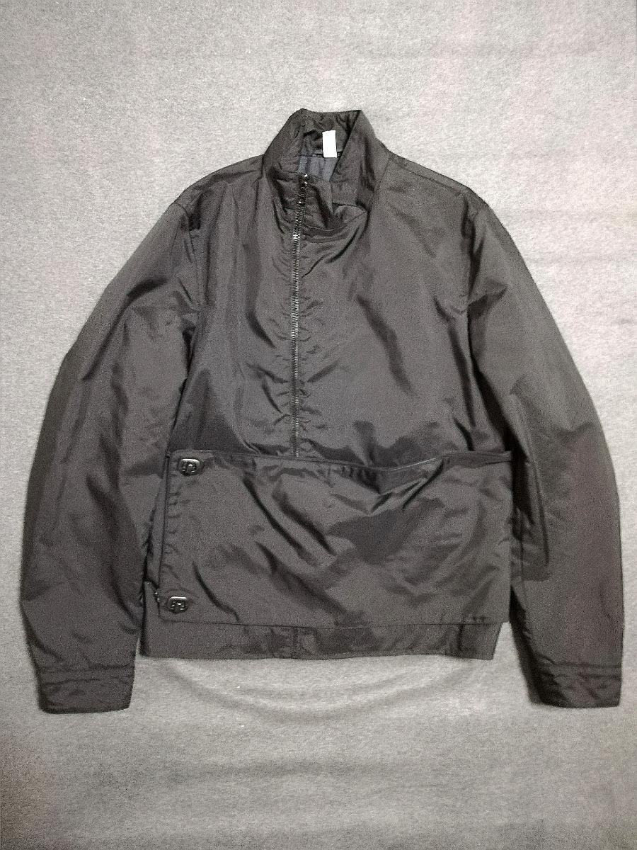 90s miumiu ARCHIVE Utility Jacket ナイロン ジャケット メンズ (HELMUT LANG PRADA SPORT プラダスポーツ ショルダー ボディバッグ 1999_画像2