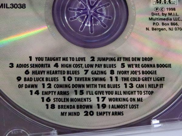 IVORY JOE HUNTER BLUES AT MIDNIGHT 全20曲 アイヴォリー・ジョー・ハンター_画像3