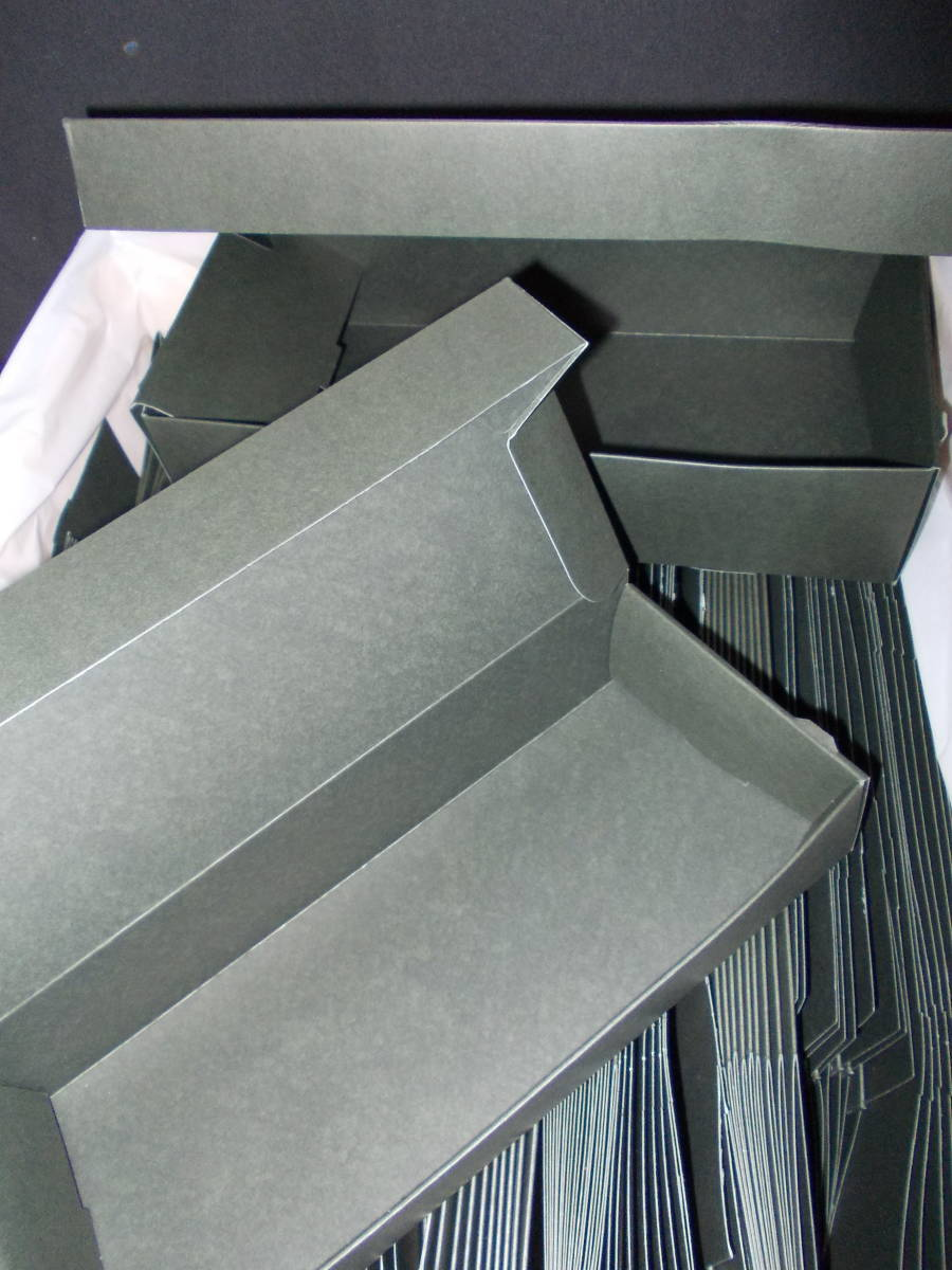 【 大量 訳あり 】 ギフトボックス 黒 全270枚 包装 ラッピング 菓子箱 小物用_画像2
