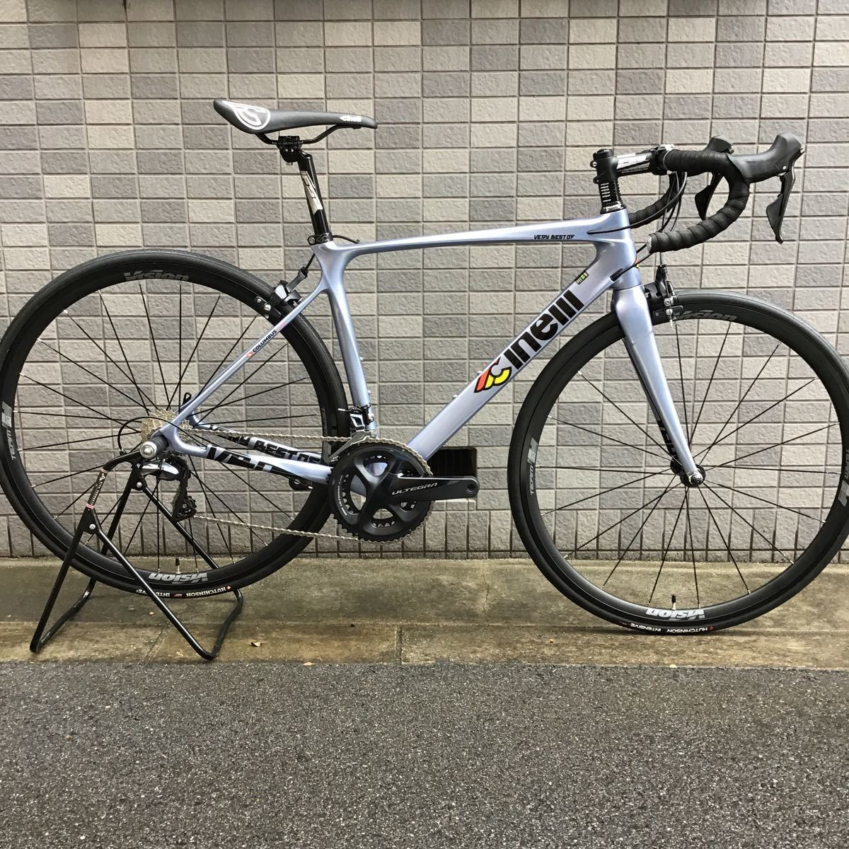 ■2019 Cinelli VERY BEST OF LTD シマノULTEGRA(8000) S 480mm■_画像1