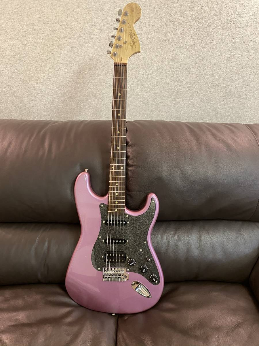 Squier/スクワイヤー by フェンダー エレキギター AFFINITY START 送料込
