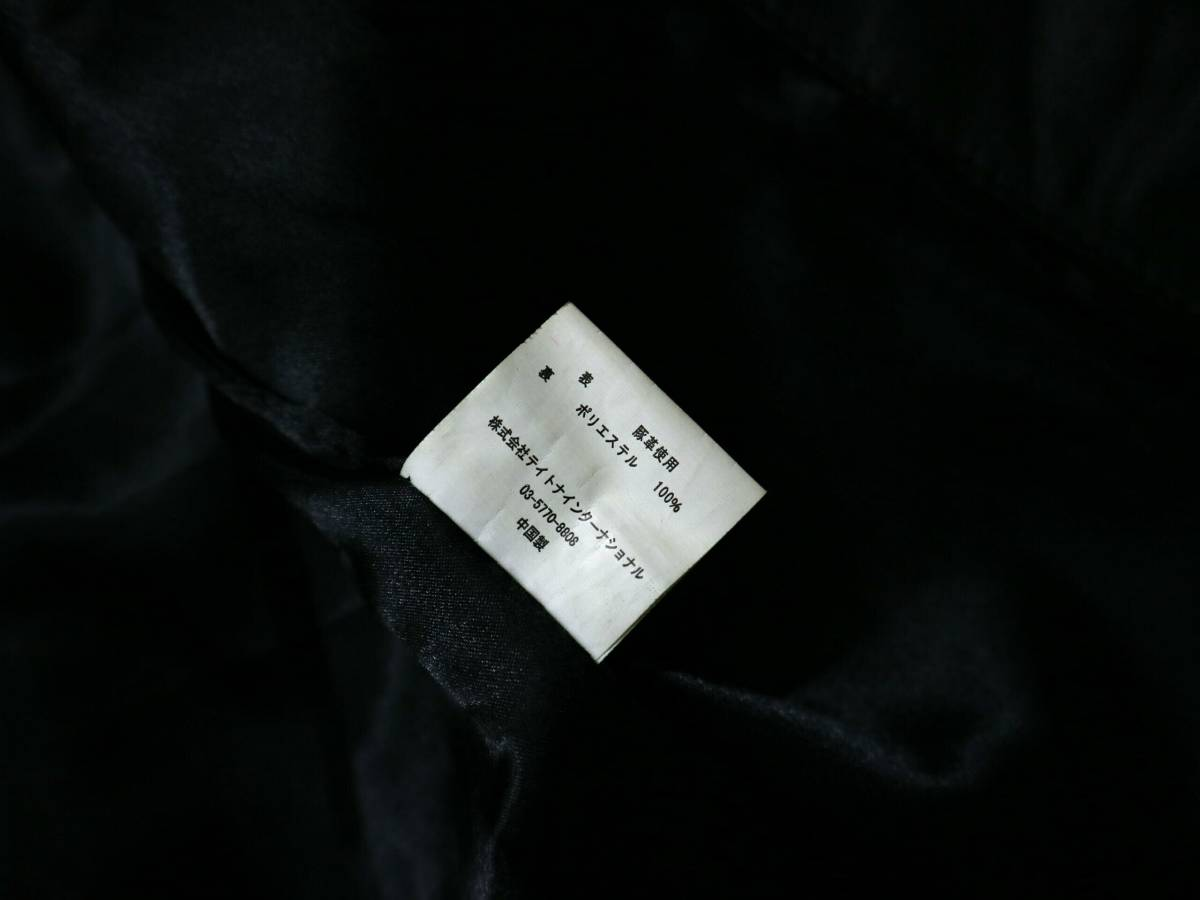 お洒落/春秋レザー!◆UNIVERSAL FREAKS ピッグスキン レザージャケット◆S-細身Mサイズ(身長162-166センチ位)_画像10