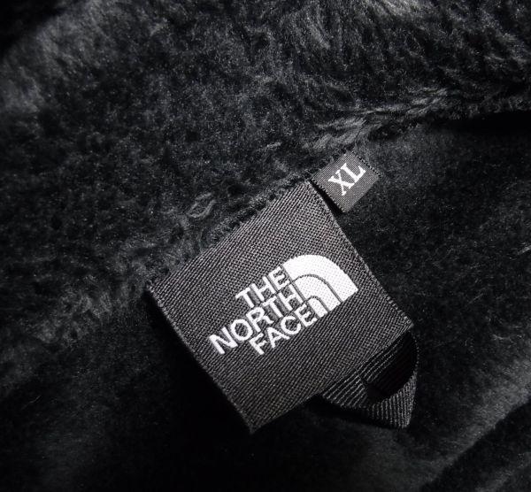19AW THE NORTH FACE ノースフェイス NA61930 Antarctica Versa Loft Jacket アンタークティカ バーサ ロフト ジャケットXL・K 黒 フリース_画像5