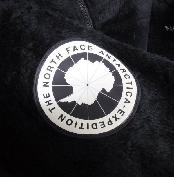 19AW THE NORTH FACE ノースフェイス NA61930 Antarctica Versa Loft Jacket アンタークティカ バーサ ロフト ジャケットXL・K 黒 フリース_画像4