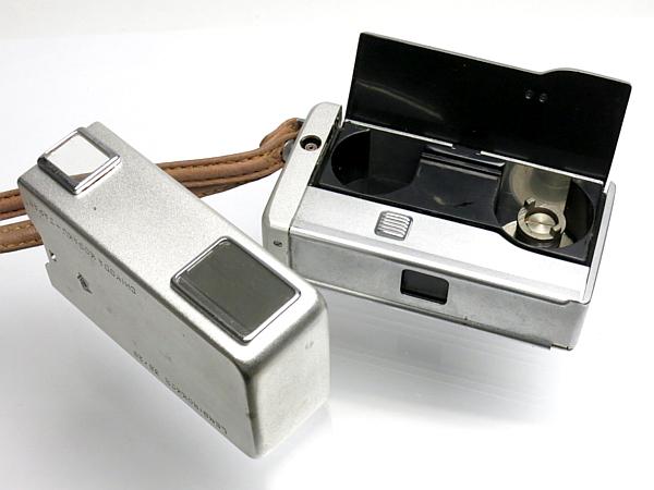 ☆国産・豆カメラ ミノルタ16 I型、元箱・取説付 /現状_画像4