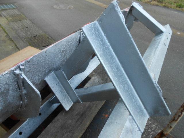 クボタ 除雪 排土板  リア ブレード 160cm トラクター 除雪  引き取り限定!!1_画像5