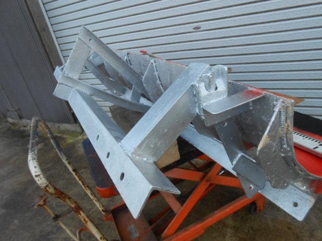 クボタ 除雪 排土板  リア ブレード 160cm トラクター 除雪  引き取り限定!!1_画像9
