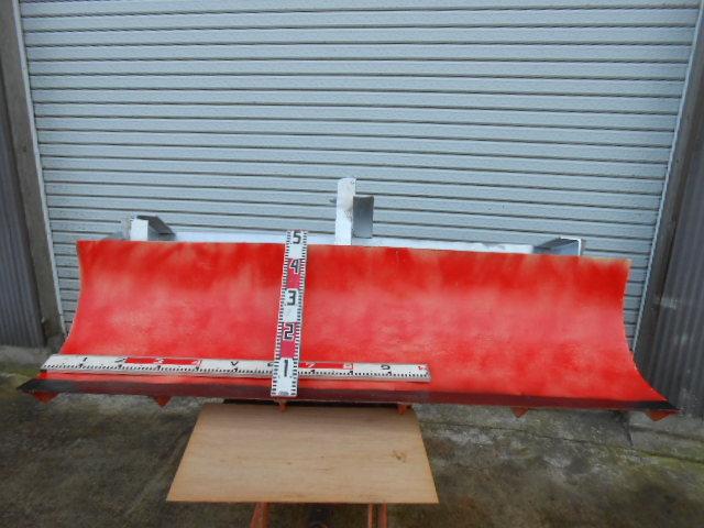 クボタ 除雪 排土板  リア ブレード 160cm トラクター 除雪  引き取り限定!!1_画像10