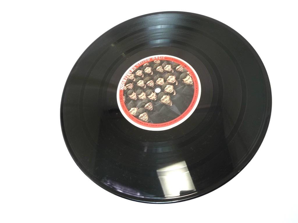 LP YMO 細野晴臣 坂本龍一 高橋幸宏 / 増殖 X-MULTIPLIES 80年 YELLOW MAGIC ORCHESTRA SPECIAL アルファレコード 定形外OK_画像4