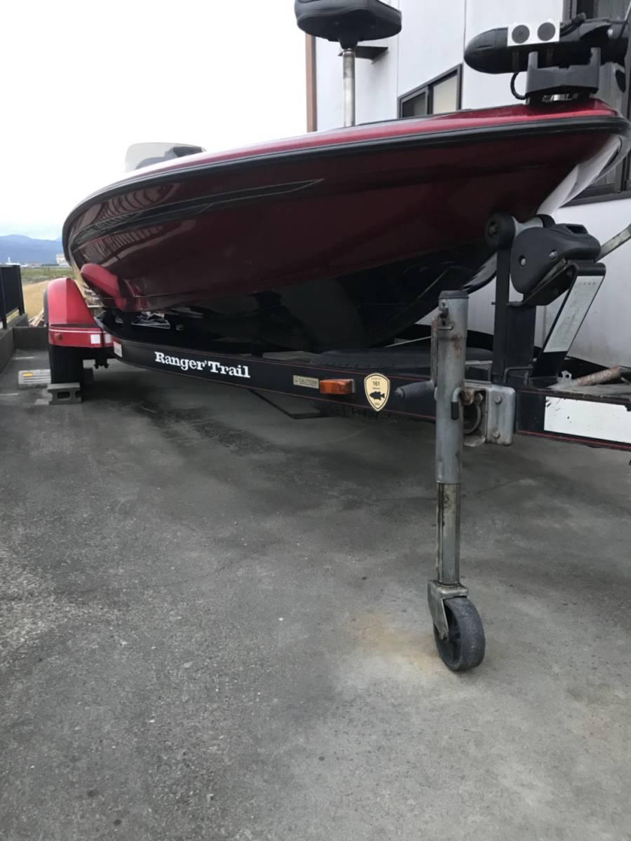 「値引き交渉あり!!美艇!レンジャーR71 マーキュリー2ストローク200馬力EFI」の画像1