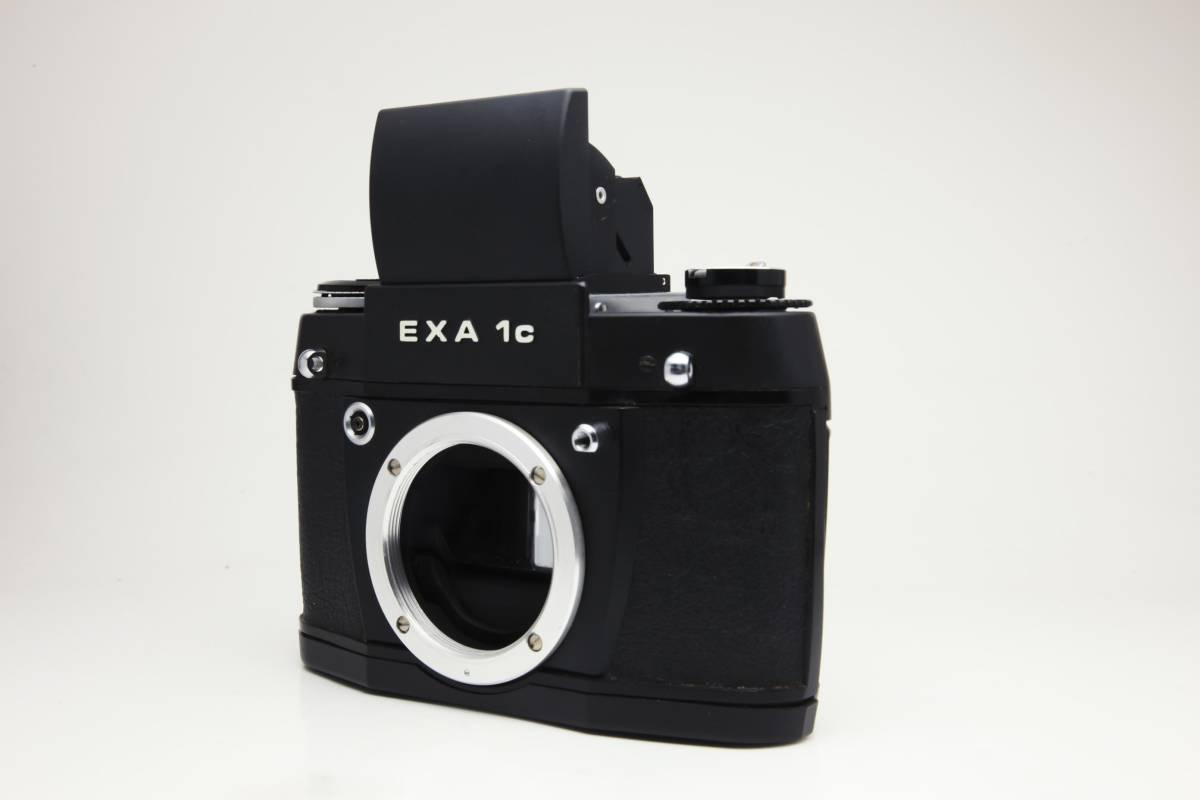 【美品】EXA 1C / M42フォーマット ドイツ製_画像4