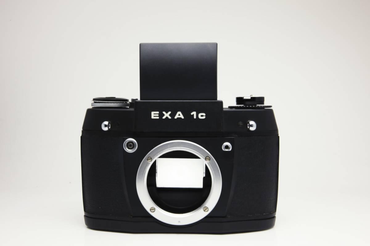 【美品】EXA 1C / M42フォーマット ドイツ製_画像2