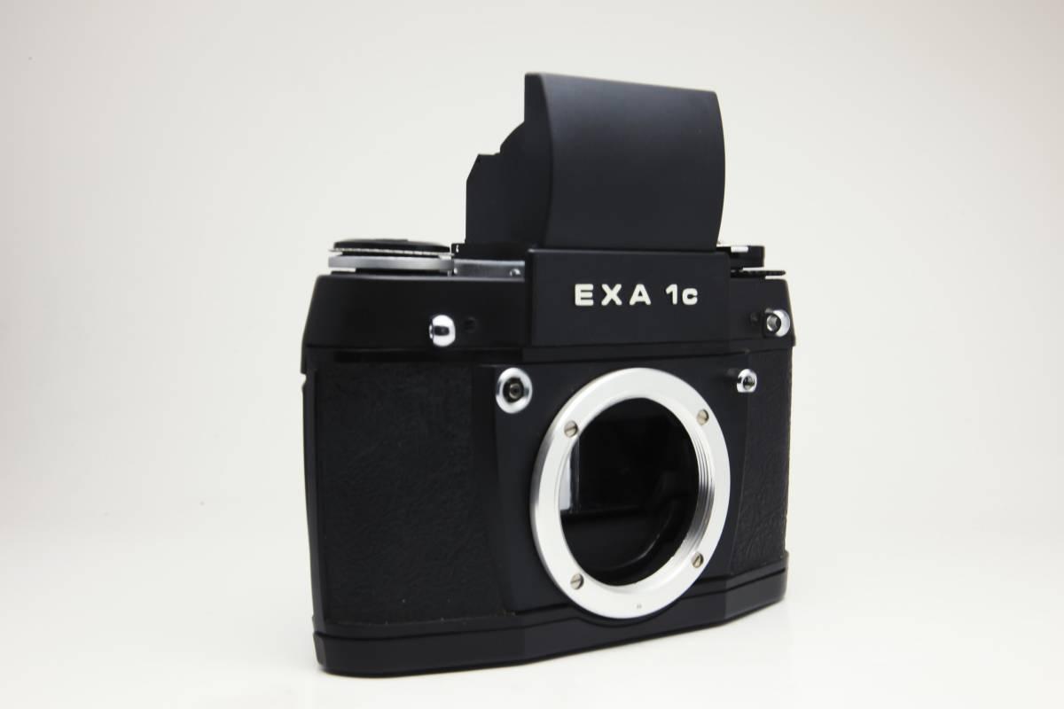 【美品】EXA 1C / M42フォーマット ドイツ製_画像3