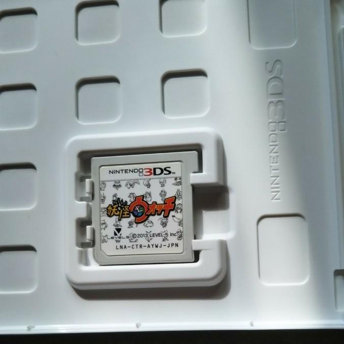 Nintendo 3DS  妖怪ウオッチ