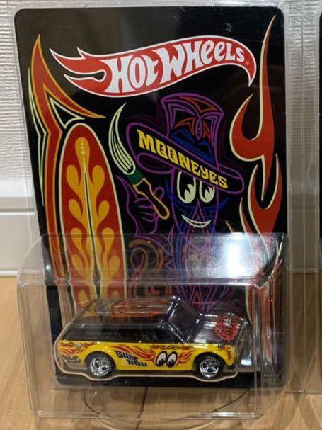 超希少!ホットウィール hotwheels '71 Datsun ブルーバード 510 ワゴン コンベンションカー 2019 ムーンアイズ _画像1