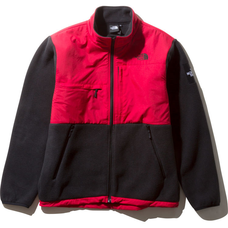 THE NORTH FACE 19AW Denali Jacket NA71951 TR TNFレッド XSサイズ 国内正規 新品未使用 デナリジャケット フリース Red 赤 XSmall