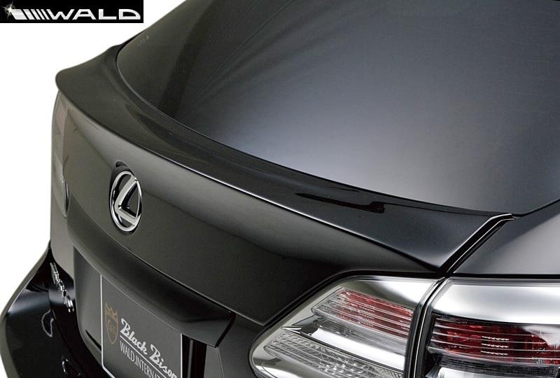 【M's】レクサス LEXUS RX350/RX450h 前期(H21.1-H24.4)WALD Black Bison リアゲートスポイラー//RX FRP ヴァルド ブラックバイソン_画像1