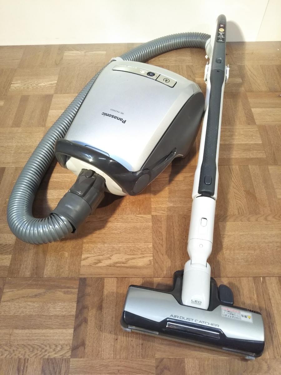 Panasonic(パナソニック)紙パック式掃除機!MC-PA330GX-S!2014年製!動作確認済み!