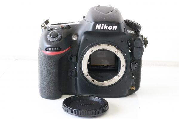 TD841N NIKON★ニコン★デジタル一眼レフカメラ★D800E★光学機器★デジタルカメラ