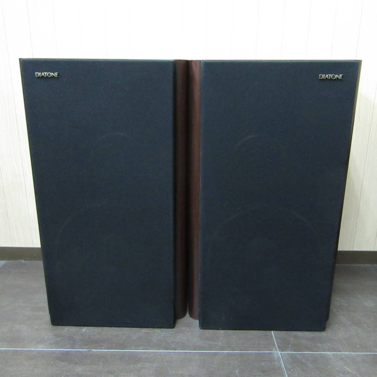 店頭引取歓迎 札幌発 DIATONE スピーカー DS-2000 3ウェイ3スピーカー ブックシェルフ型 オーディオ機器 ダイヤトーン 東KK_画像2
