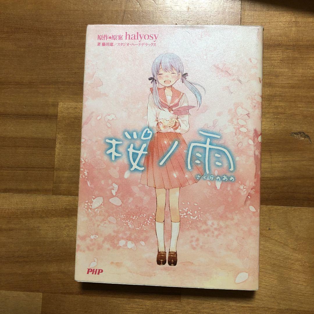 小説 桜の雨 book120