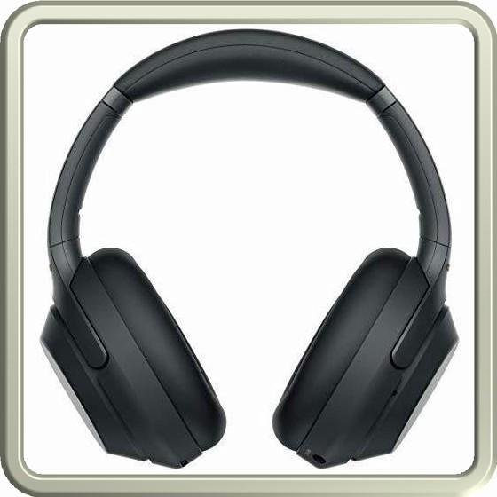 新品♪ ソニー SONY ワイヤレスノイズキャンセリングヘッドホン ☆ WH-1000XM3 B LDAC Bluetooth ハイレゾ 密閉型 マイク付 ブラック_画像1