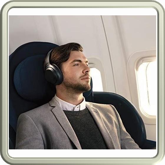 新品♪ ソニー SONY ワイヤレスノイズキャンセリングヘッドホン ☆ WH-1000XM3 B LDAC Bluetooth ハイレゾ 密閉型 マイク付 ブラック_画像10