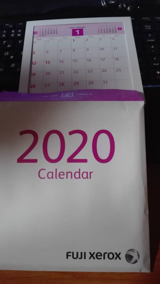 ゼロックス 卓上カレンダー