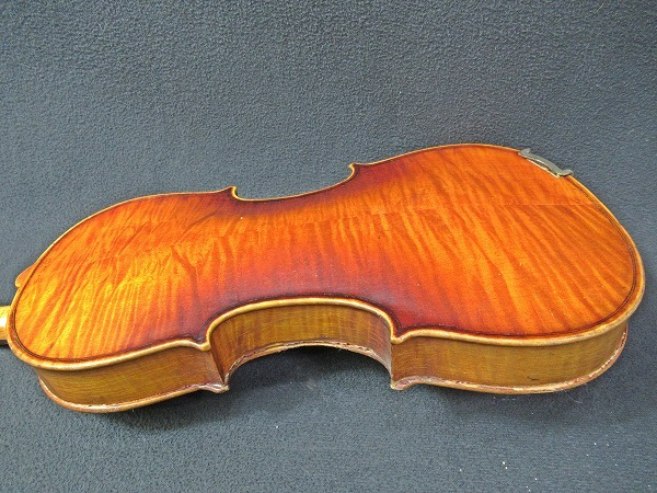 ◆[D10s]Antonio Stradivarius アントニオ ストラディバリウス バイオリン KISO FUKUSHIMA 木曽福島 全長53cm ジャンク品
